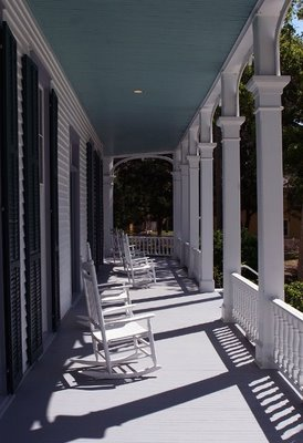 Blue Porch Ceilings. July 1, 2012 By Adventuresinstyleland. I ...