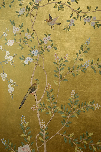 gournay s line of hand painted wallpapers is absolutely delicious