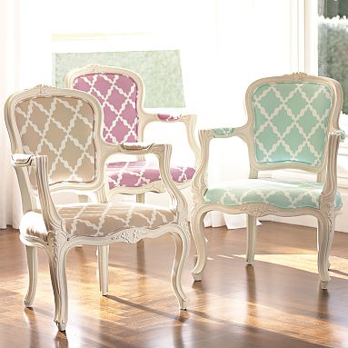 Lattice Chairs