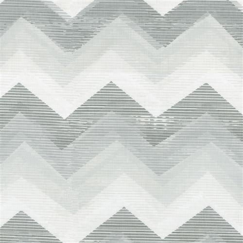 Ikat Chevron Pattern
