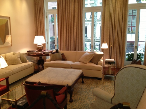 Gomez Assiciates Drawing Room