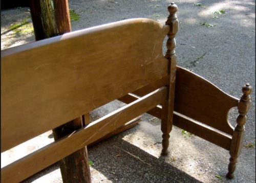 head board bench