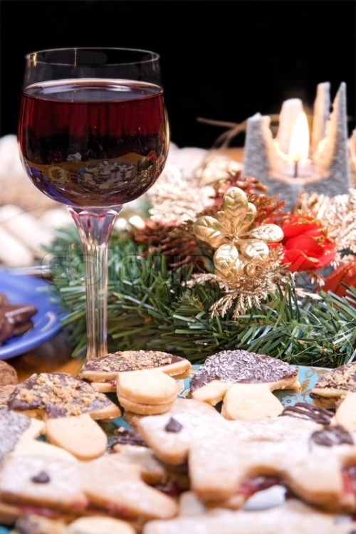 2825060-christmas-cookies-with-wine